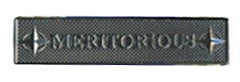 NATO Meritorious Full Size Clasp Only