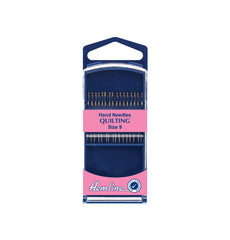 Premium Quilting Needles: Size 9