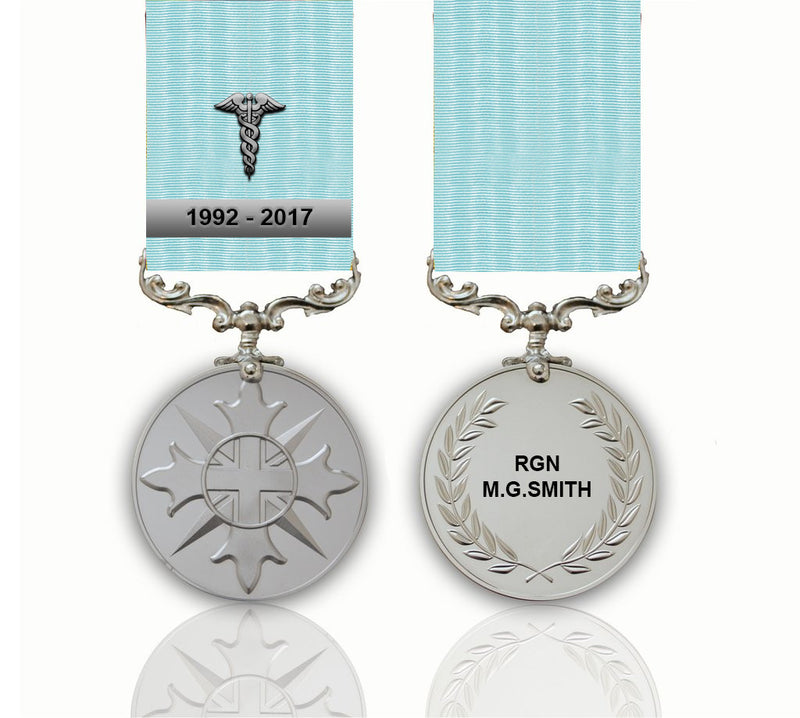 The Nursing Medal of the British People