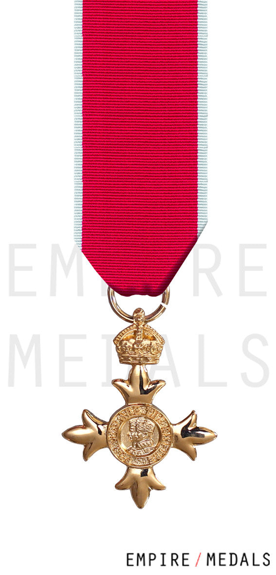 OBE Civilian Miniature