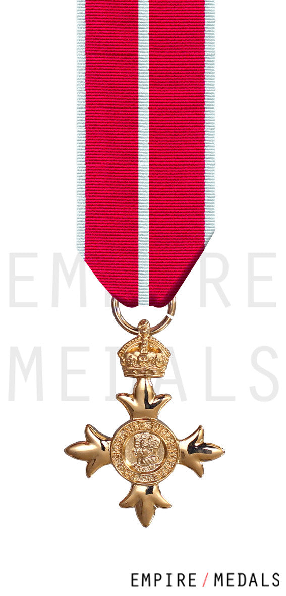 OBE Military Miniature