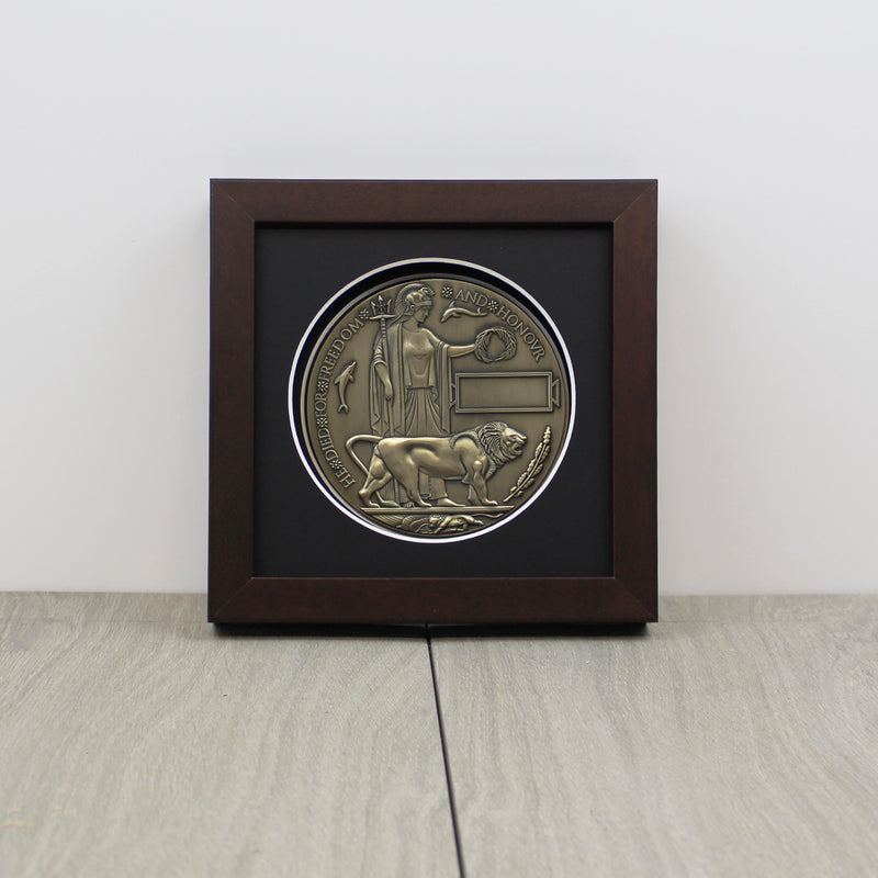Framed Memorial Penny