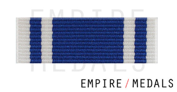 Police Long Service Medal Ribbon Bar