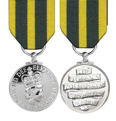 Queens Volunteer Reserve Medal