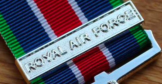 Royal Air Force Clasp - Full Size