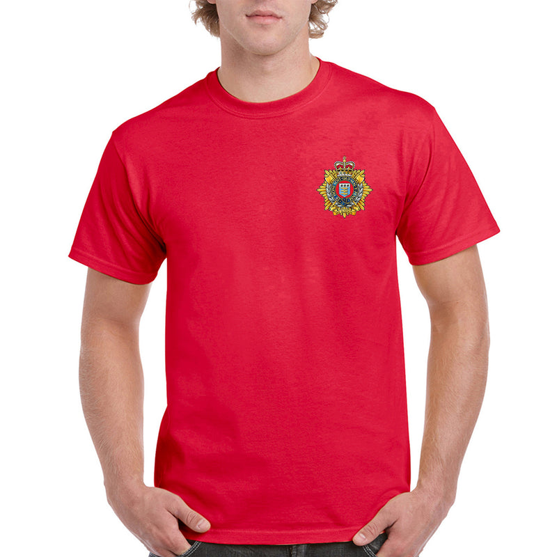 Heavyweight Embroidered T Shirt