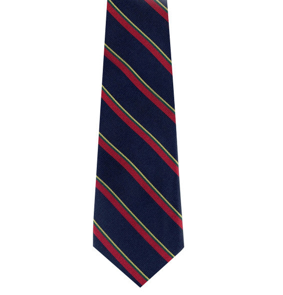 Royal Marines Polyester Tie