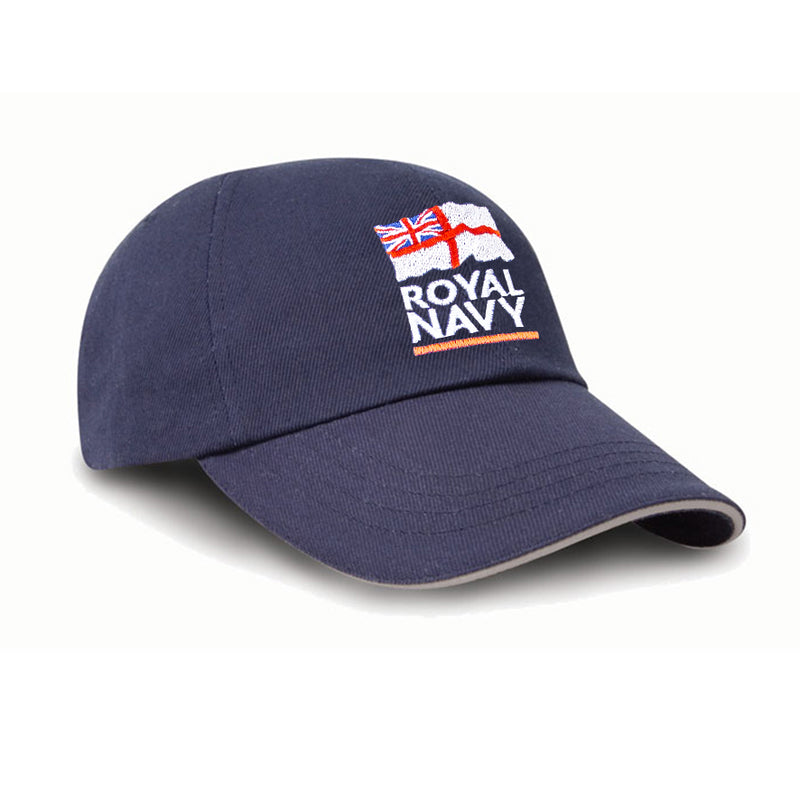 Royal Navy Logo Baseball Hat
