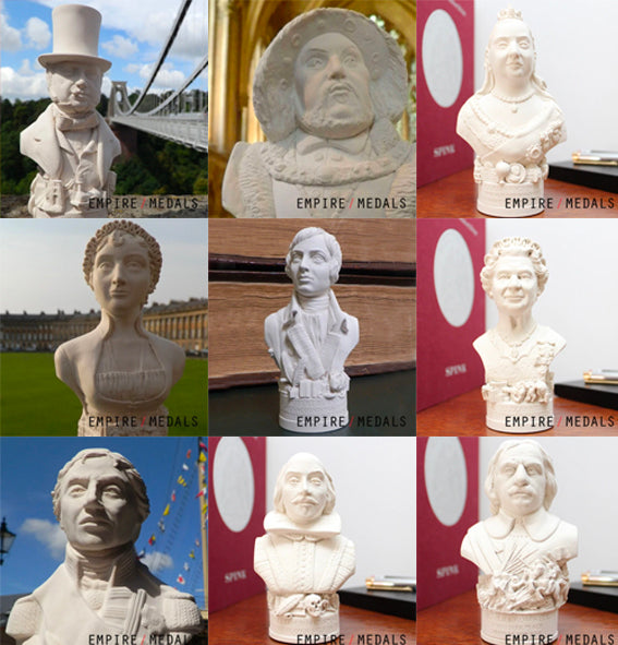 The Collection - 24 Busts