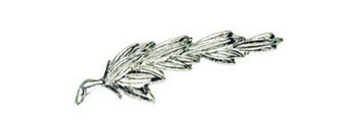 WW2 Silver Laurel Leaf