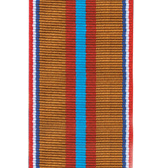 Commemorative Suez Canal Zone Medal Ribbon