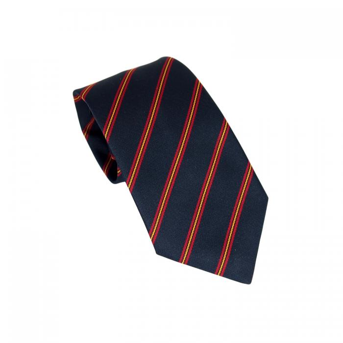Royal Army Ordnance Corps (navy/red) Silk Tie