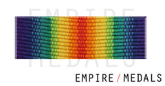 Victory Medal Ribbon Bar