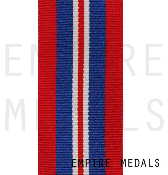 War Medal Miniature Ribbon