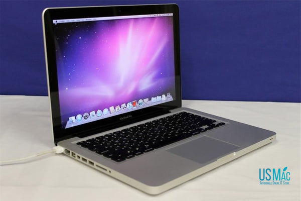 "REFURBISHED Apple MacBook Pro ""Core 2 Duo"" 2.4 13"" Mid-2010 Specs"