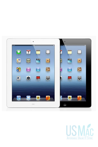 Refurbished Apple iPad Retina with Wi-Fi - 3rd Generation