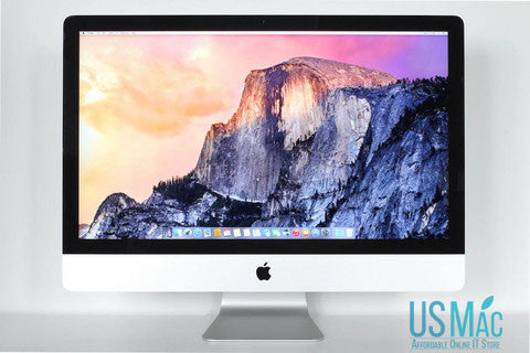 Refurbished Apple iMac 27inch - MB952B/A