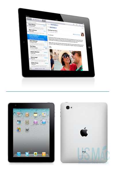 Refurbished Apple iPad 2 - Wi-Fi