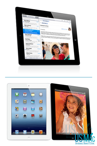 Refurbished Apple iPad 3rd Gen with Wi-Fi