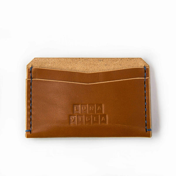Tan Card Holder - LV03