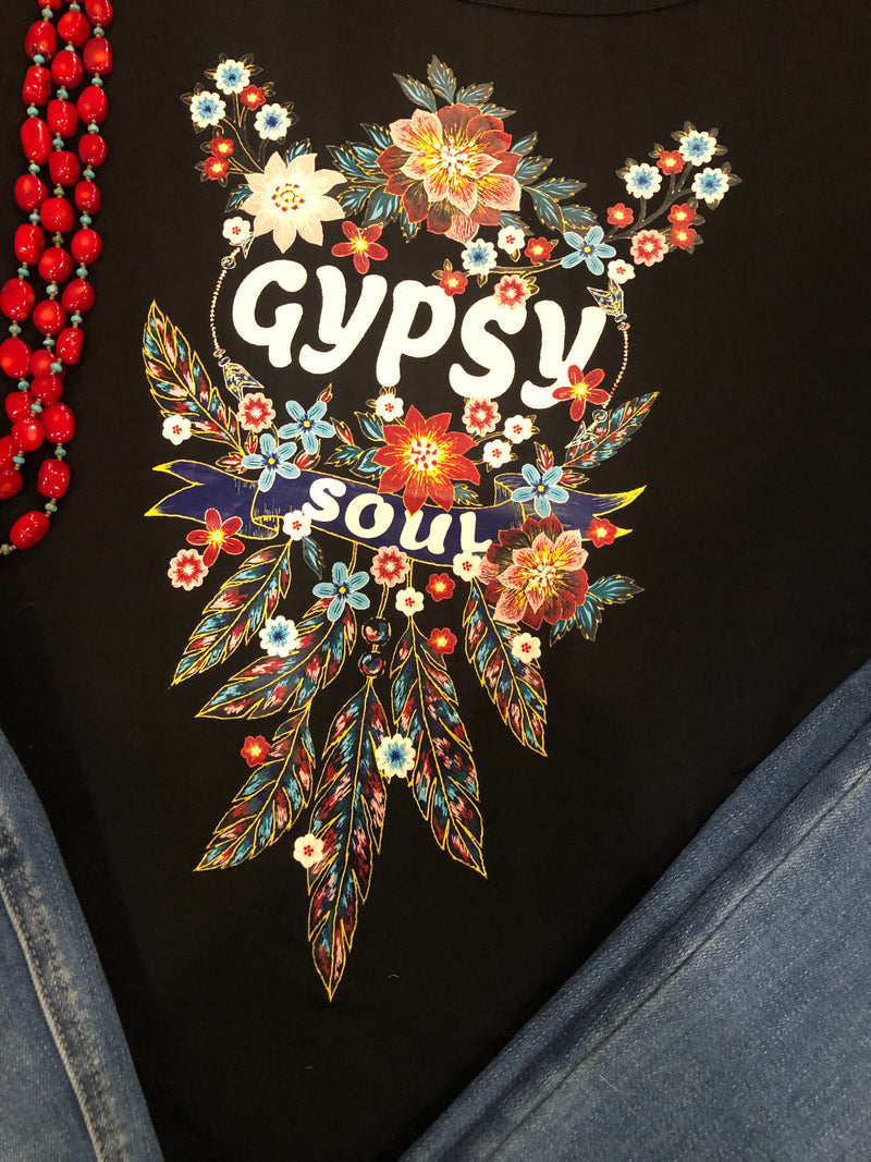 The Gypsy Soul Graphic Tee