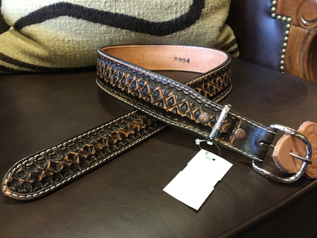Men's Belt by Double J Saddlery