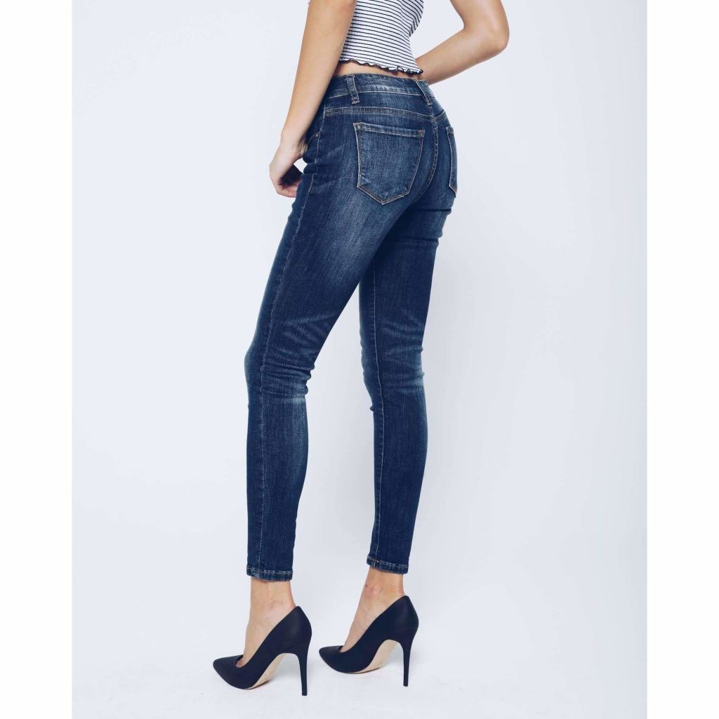 KC7085CHS Holly 5 Pocket Super Skinny Jeans