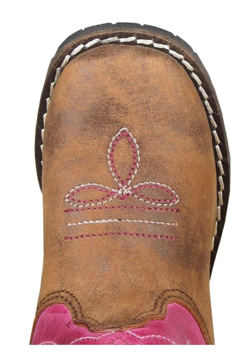 3920T- The Tracie Toddler by Smoky Mountain Boots