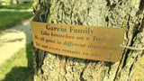 Custom Tree Marker