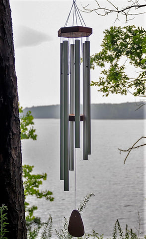 WindChime-Largest! Nature creates Beautiful Music! FREE SHIPPING