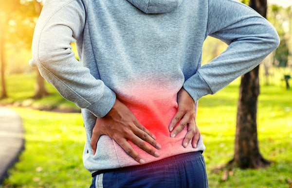How can Yoga help back pain relief