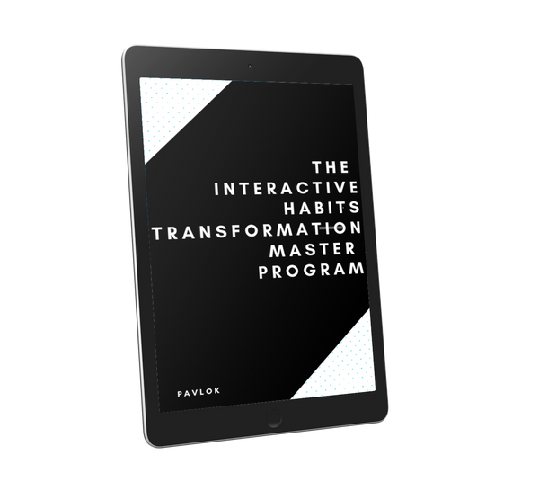 The Interactive Habits Transformation Master Program