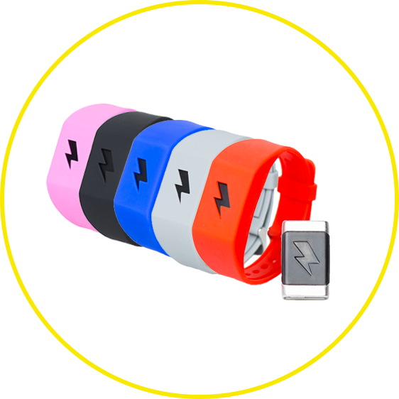Pavlok Colored Wristband Bundle