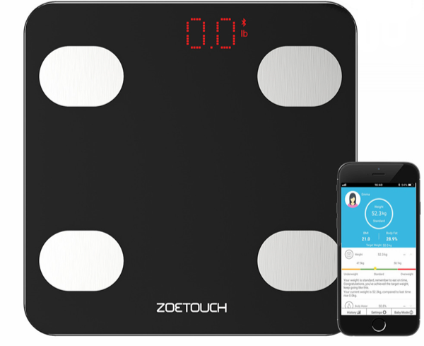 Zoetouch Smart Scale