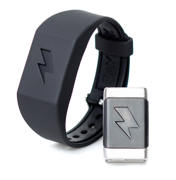 THE SMART WEARABLE THAT BREAKS BAD HABITS