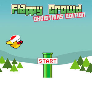 FlappyCrowd CHRISTMAS