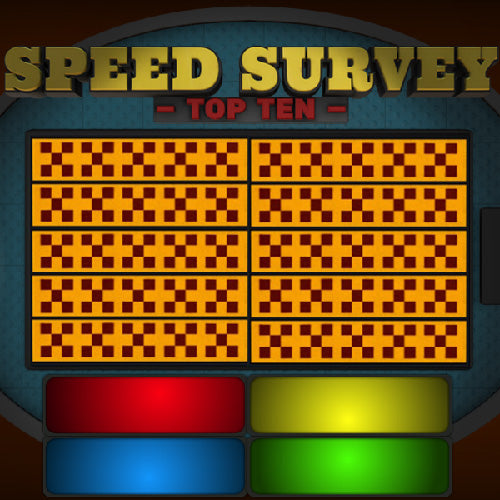 SpeedSurvey