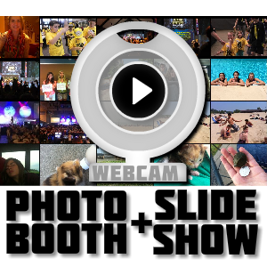 Photo Booth + Slide Show