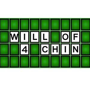 Will of 4 Chin