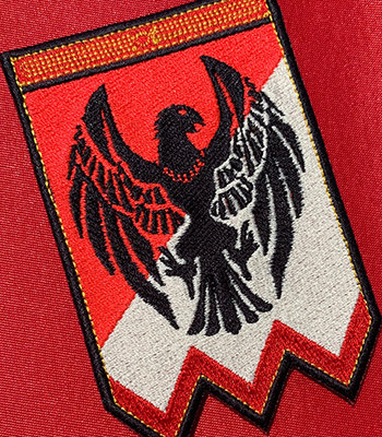 Black Eagle Family Patch