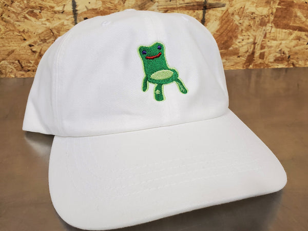 Frog Chair Hat