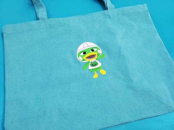 Scoot Canvas Bag