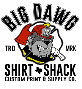 Big Dawg Shirt Shack