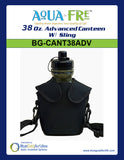 38 Oz. Advanced Canteen W/ Sling