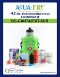 42 Oz. Extreme Survival Canteen Kit