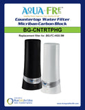 Modern Counter Top Water Filtration System