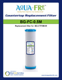 Countertop Replacement Filter
