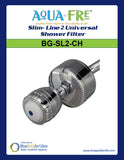 Slim-Line 2 Universal Shower Filter
