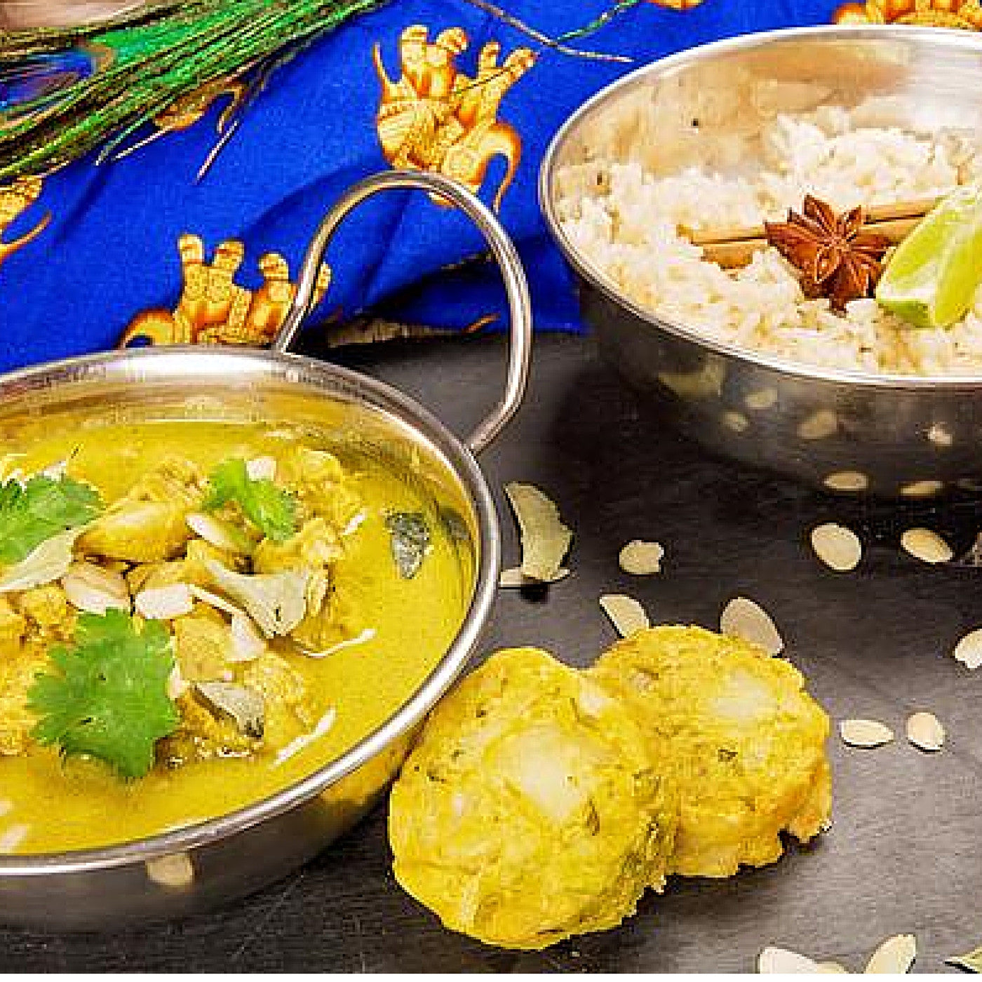 Chicken korma love food ready meal delivery chicken korma forumfinder Choice Image