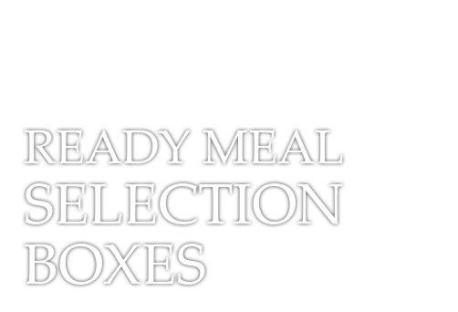 Ready Meal Selection Boxes